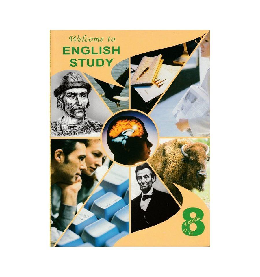 O.d.karpuik welcome гдз english класс study to 8