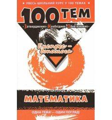 Довідник 100 тем Експрес-допомога математика Виноградова Т.