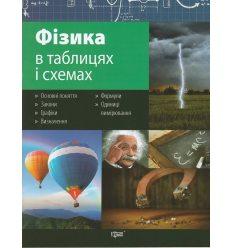 Фізика в таблицях і схемах авт. Дудінова О. В. вид. Торсінг